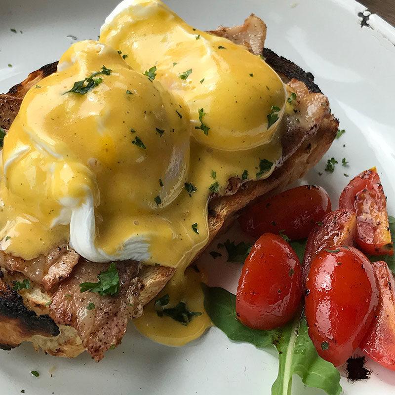 Breakfast at Selkirk Guest House