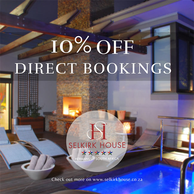 SELKIRK HOUSE DIRECT BOOKINGS Web